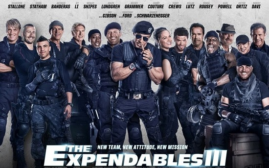 The Expandables 3
