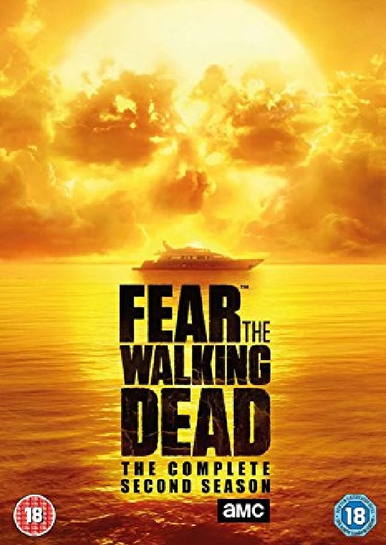 Cartel promocional Fear The Walking Dead