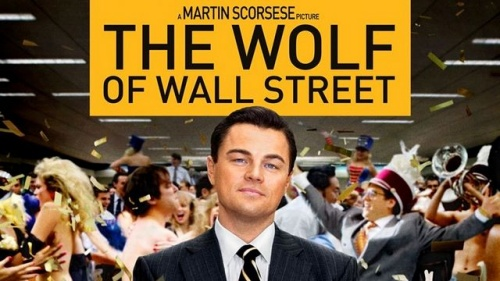 Poster de The Wolf of Wall Street